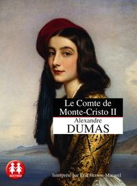 Alexandre Dumas - Le Comte de Monte Cristo - Tome 2, La vengeance. 2 CD audio MP3