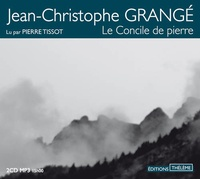Jean-Christophe Grangé - Le Concile de pierre. 2 CD audio MP3