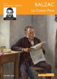 Honoré de Balzac - Le Cousin Pons. 1 CD audio MP3