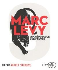 Marc Levy - Le crépuscule des fauves. 1 CD audio MP3