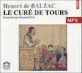 Honoré de Balzac et Bernard Petit - Le curé de Tours - CD audio MP3.