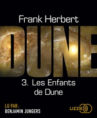 Frank Herbert - Le cycle de Dune Tome 3 : Les enfants de Dune. 2 CD audio MP3
