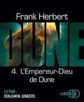 Frank Herbert - Le cycle de Dune Tome 4 : L'empereur-dieu de dune. 2 CD audio MP3