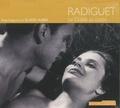 Raymond Radiguet - Le Diable au corps. 2 CD audio
