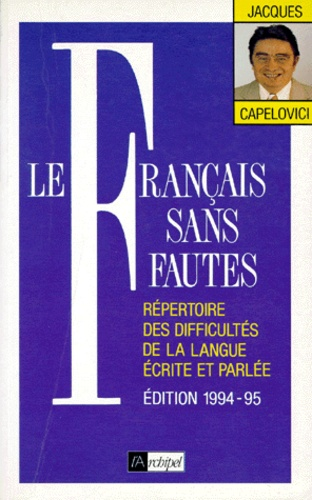 Jacques Capelovici - .