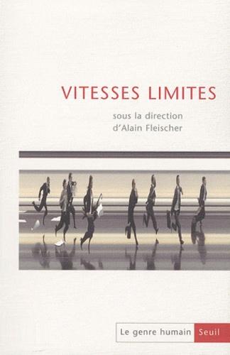 Alain Fleischer - Le genre humain N° 49 : Vitesses limites.