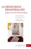Milad Doueihi et Laurence Favier - Le genre humain N° 51 : Démocratie dématérialisée - Enjeux du vote électronique.
