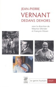 Maurice Olender et François Vitrani - Le genre humain N° 53 : Jean-Pierre Vernant, dedans dehors.
