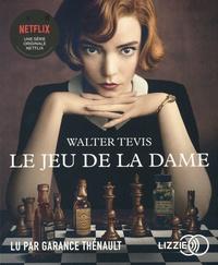 Walter Tevis - Le jeu de la dame. 1 CD audio MP3