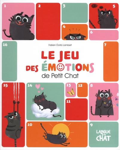Le jeu des émotions de Petit Chat. Avec 36 cartes