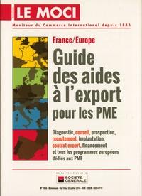 Le MOCI - Le Moci N° 1968, du 10 au 23 : Guide des aides à l'export pour les PME.