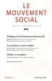 Marianne Thivend et Françoise-F Laot - Le mouvement social N° 232, Juillet-sept : .