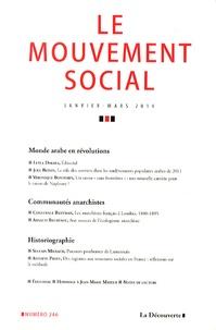 Jean-François Chanet - Le mouvement social N° 246, Janvier-mars : .