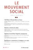 Anne Rasmussen - Le mouvement social N° 251, Avril-juin 2 : .