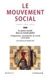Sandrine Kott - Le mouvement social N° 263, avril-juin 2 : La justice sociale dans un monde global - L'Organisation internationale du travail (1919-2019).