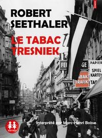 Robert Seethaler - Le tabac Tresniek. 1 Cédérom