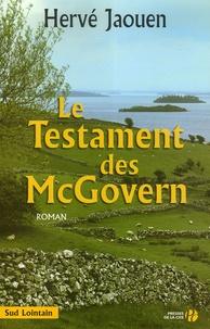 Hervé Jaouen - Le Testament des McGovern.