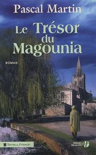 Pascal Martin - Le Trésor de Magounia.