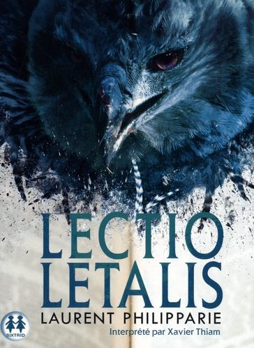 Lectio Letalis  avec 1 CD audio MP3