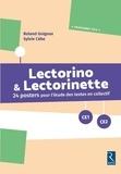 Retz - Lectorino & Lectorinette CE1-CE2 - 24 posters pour l'étude des textes en collectif.