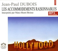 Jean-Paul Dubois - Les accommodements raisonnables. 1 CD audio MP3