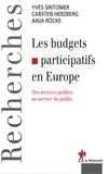 Yves Sintomer et Carsten Herzberg - Les budgets participatifs en Europe - Des services publics au service du public.