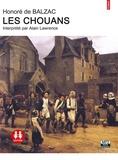 Honoré de Balzac - Les chouans. 1 CD audio MP3