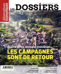 Marc Chevallier - Les dossiers d'Alternatives Economiques N° 16, décembre 2018 : Les campagnes sont de retour.
