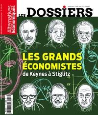 Marc Chevallier - Les dossiers d'Alternatives Economiques N° 17, avril 2019 : Les grands économistes de Keynes à Stiglitz.