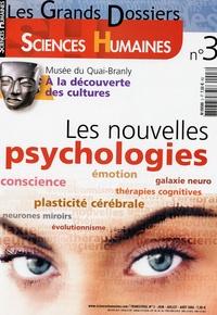 Achille Weinberg et Jean-François Dortier - Les Grands Dossiers des Sciences Humaines N° 3, juin-juillet-a : Les nouvelles psychologies.
