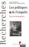 Didier Fassin et Alban Bensa - Les politiques de l'enquête - Epreuves ethnographiques.