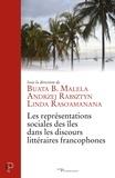 Buata-B Malela et Andrzej Rabsztyn - Les représentations sociales des îles dans les discours littéraires francophones.