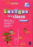 Jean-Claude Lebeau et Karine Salomon - Lexique de la classe interactif GS/CP/CE1. 1 Clé Usb