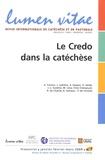 André Fossion et Jean Ladrière - Lumen Vitae Volume 64 N° 1, Janv : Le Credo dans la catechèse.