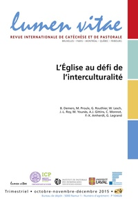 Lumen Vitae Volume 70 N° 4, Déce.pdf