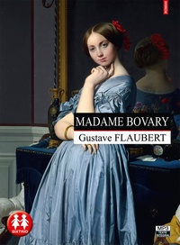 Gustave Flaubert - Madame Bovary. 2 CD audio MP3