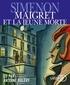 Georges Simenon - Maigret et la jeune morte. 1 CD audio