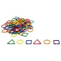Nathan matériel éducatif - Maillons géométriques.