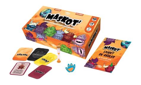 Maskot'. Un jeu aux règles katastrophiques !