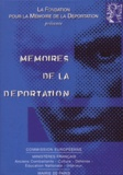 Hubert Saint-Macary et  Fondation Mémoire Déportation - Mémoires de la déportation.. 1 Cédérom