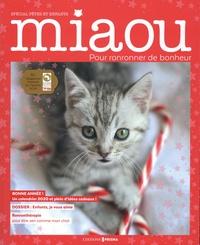 Isabelle Collin - Miaou N° 8, Spécial fêtes  : Enfants, je vous aime - Avec un calendrier 2020 et plein d'idées cadeaux !.