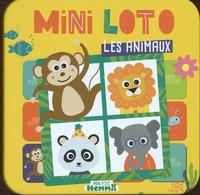 Carotte et compagnie - Mini loto Les animaux.