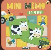 Carotte et compagnie - Mini mémo La ferme.