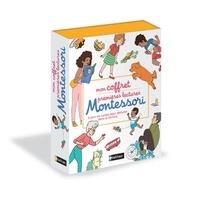 Chantal Bouvÿ et Sabine Hofmann - Mon coffret premières lectures Montessori.
