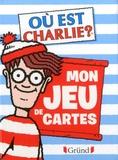 Gründ - Mon jeu de cartes Où est Charlie ?.