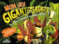 Caroline Lancelot - Mon jeu Gigantosaurus - Qui sera le premier à rejoindre Dinosia ?.