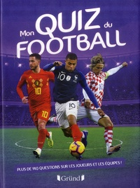 Mickaël Grall - Mon quiz football.