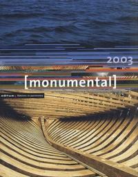 Bernard Cros et Etienne Taillemite - Monumental 2003 - Patrimoine maritime.