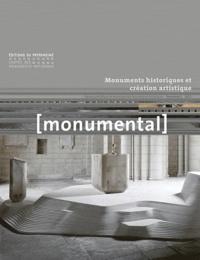 Françoise Bercé et François Goven - Monumental Semestriel 1, juin 2 : Monuments historiques et création artistique.