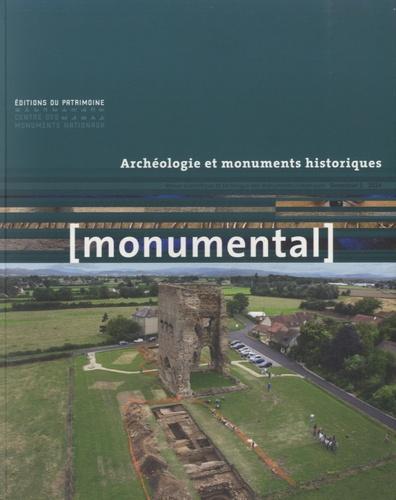 François Goven - Monumental Semestriel 1, Juin 2 : Archéologie et monuments historiques.
